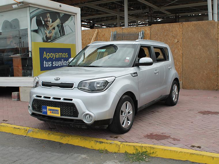 KIA SOUL SOUL EX 1.6 6AT 2015