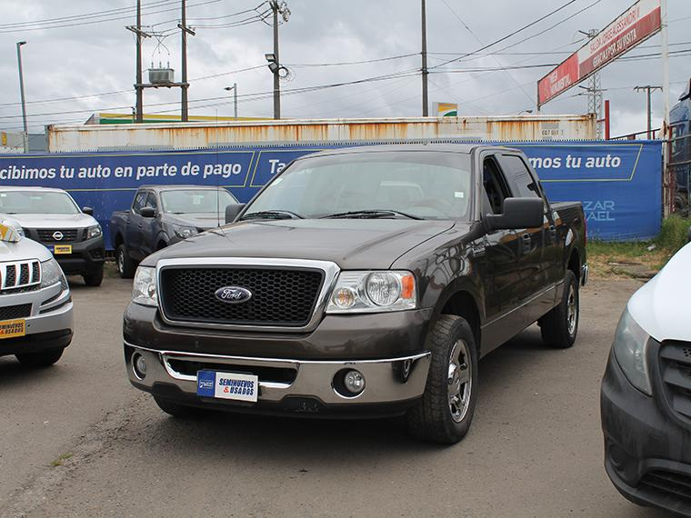 FORD F-150 F 150 XLT 4.6 AUT 2009