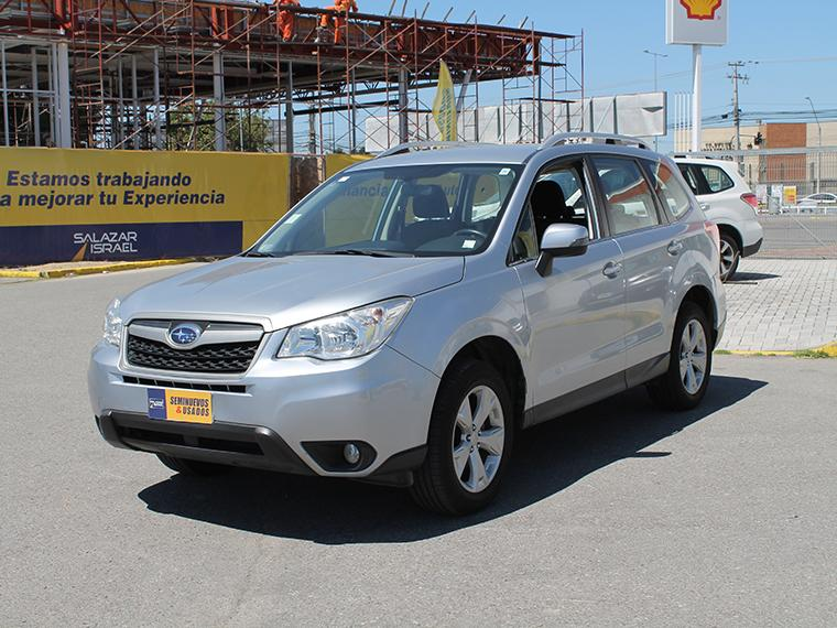 SUBARU FORESTER ALL NEW FORESTER XS CVT 2.0 2014
