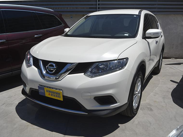 NISSAN X-TRAIL  2500 GASOLINA 5P STATION WAGON 2018