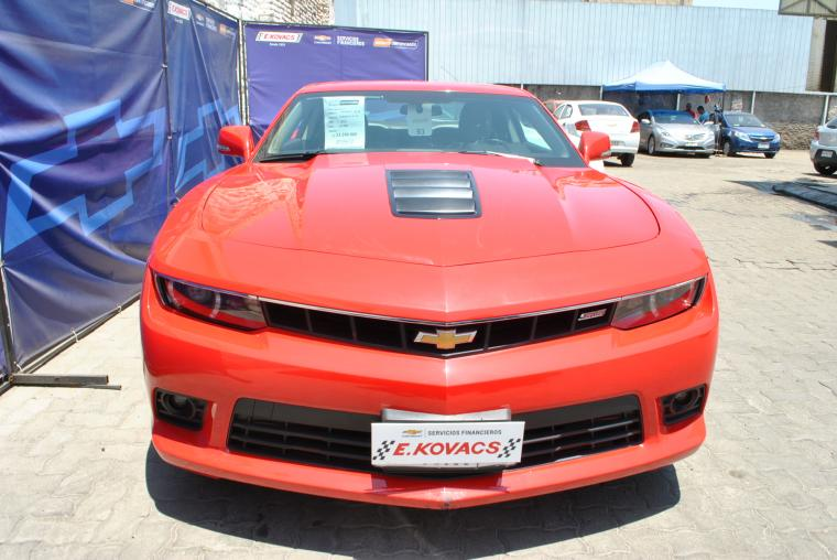 CHEVROLET CAMARO III AT AC 2016
