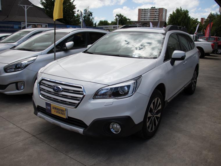SUBARU OUTBACK ALL NEW OUTBACK  LTD AWD 2.5 I  AUT 2017