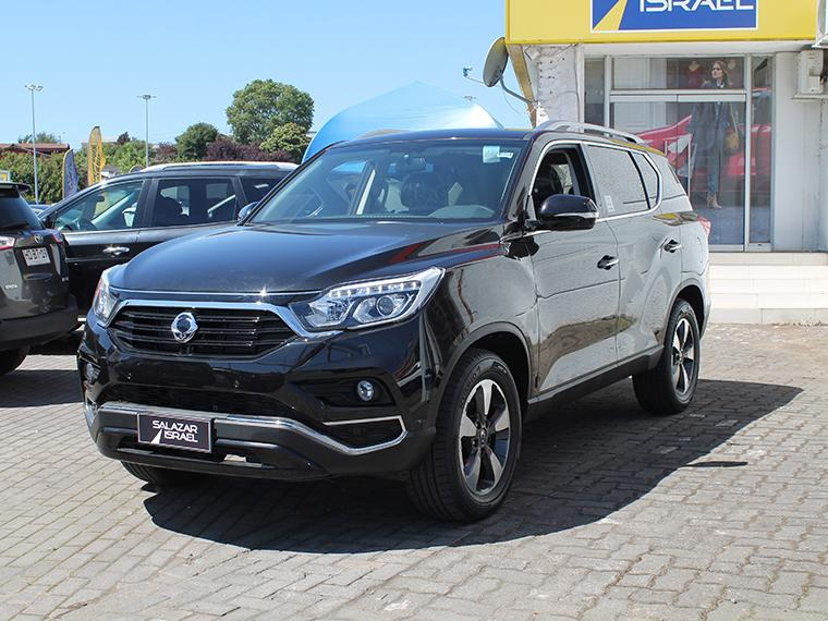 SSANGYONG REXTON NEW  2.2 AT 4X4 SEMIFULL DIESEL 2019