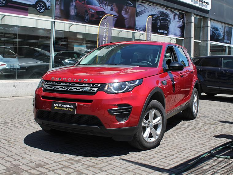 LAND ROVER DISCOVERY  SPORT  4X4 2.0 AUT 2017