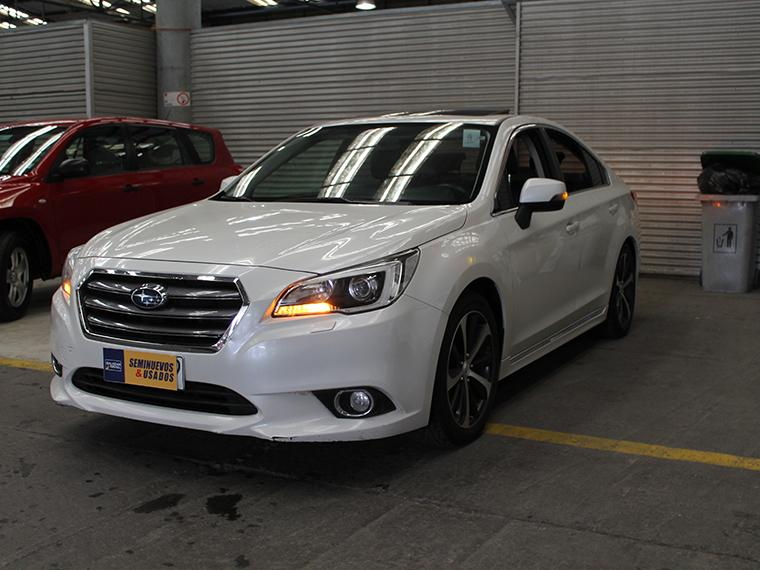 SUBARU LEGACY ALL NEW  AWD 2.5I AUT 2017