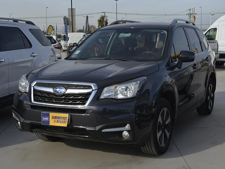 SUBARU FORESTER FORESTER AWD 2.0I AUT 2017