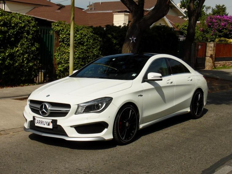 MERCEDES BENZ CLA 45  2014
