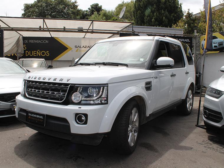 LAND ROVER DISCOVERY  4 3.0 2015