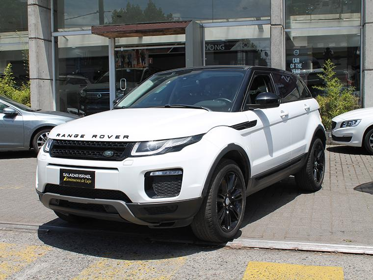 LAND ROVER EVOQUE EVOQUE SE PLUS AWD 2.0 AUT 2016