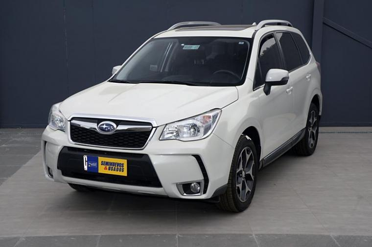 SUBARU FORESTER FORESTER 2.0 XT TURBO 2016