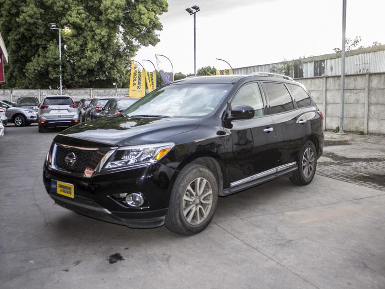 NISSAN PATHFINDER PATHFINDER ADVANCE 4X4 3.5 AUT 2016
