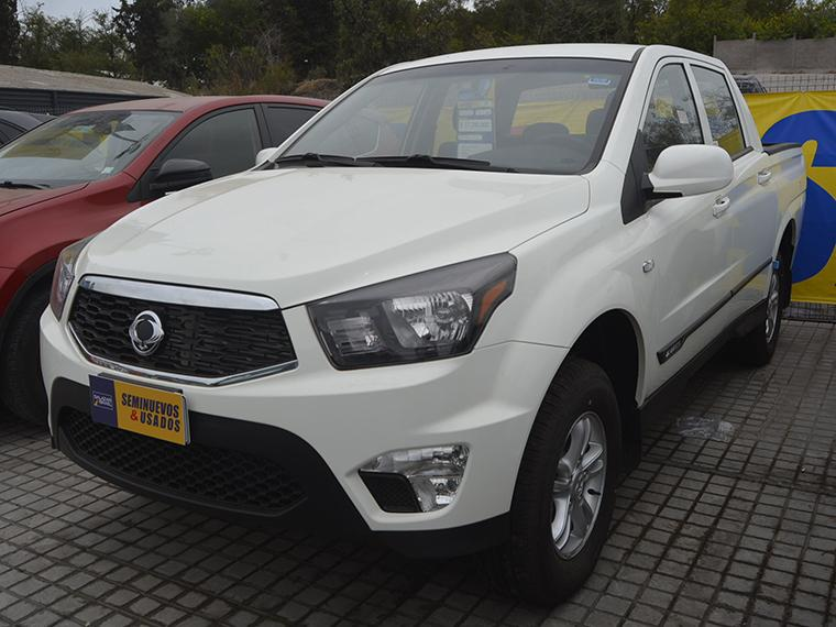 SSANGYONG ACTYON NEW  SPORT 2.2 MT 4X4 FULL 2019