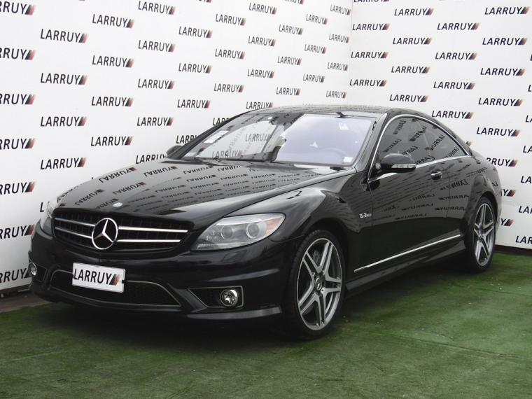 MERCEDES BENZ CL 63 2009