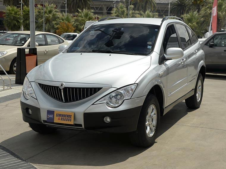 SSANGYONG ACTYON  2.3 AT 2011