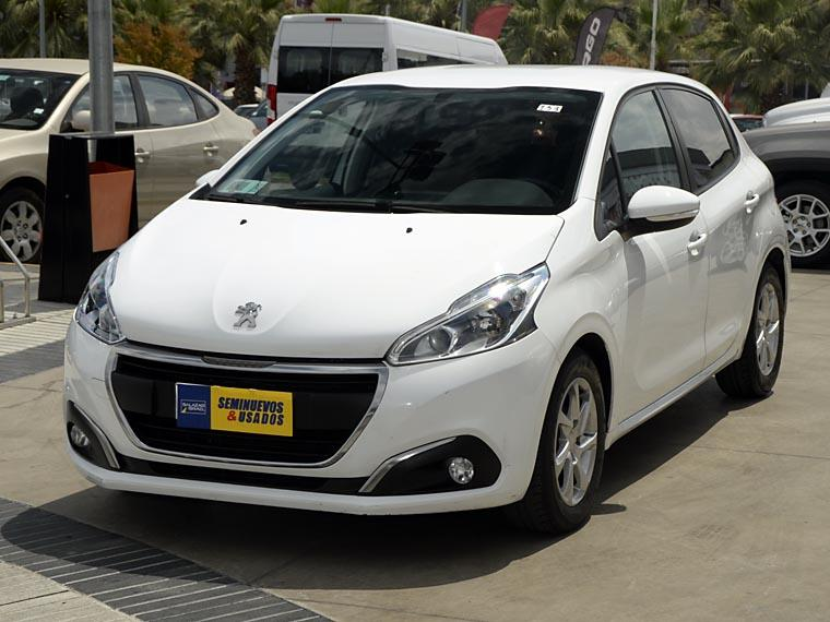 PEUGEOT 208 208 ACTIVE HDI 1.6 2017