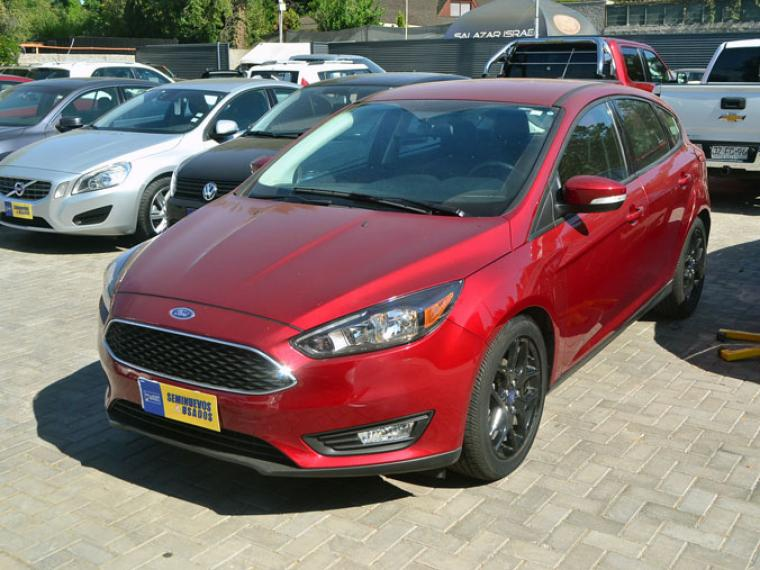 FORD FOCUS FOCUS 5D SE 2.0L AT 2017