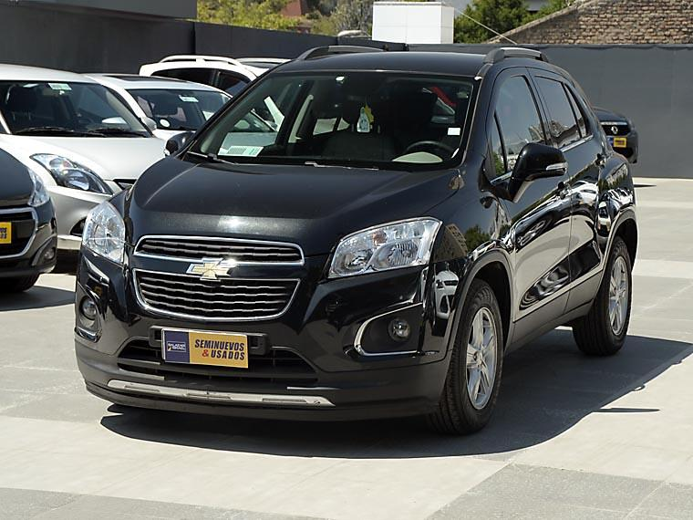 CHEVROLET TRACKER TRACKER 1800 Gasolina 5P Station Wagon 2015