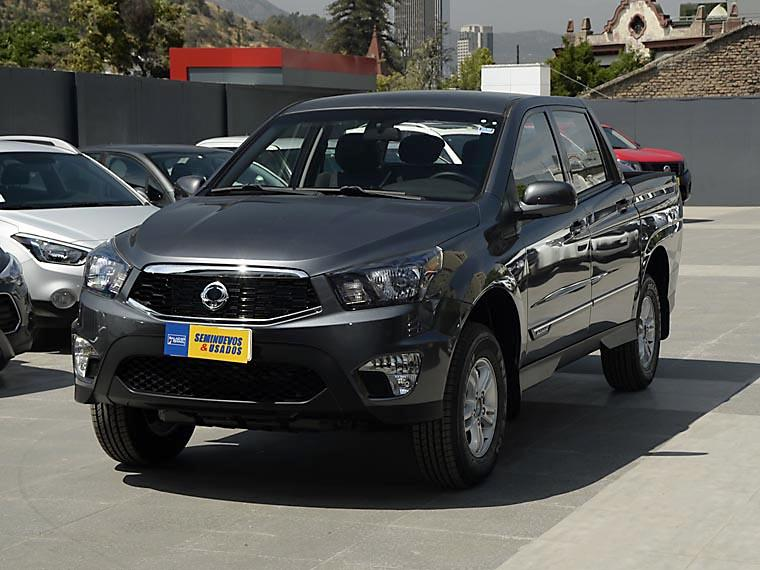 SSANGYONG ACTYON NEW ACTYON SPORT 2.2 MT 4X4 SEMI FULL 2019
