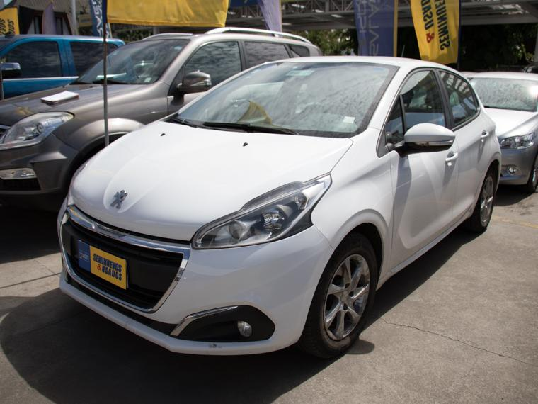 PEUGEOT 208 208 ACTIVE HDI 1.4 2017