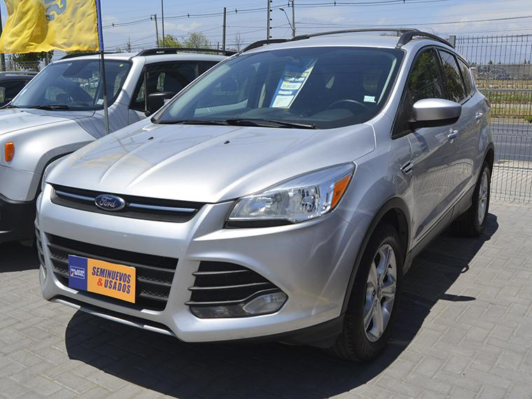 FORD ESCAPE ESCAPE 4X4 2.0 AUT 2015