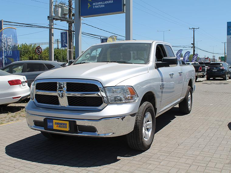 DODGE RAM 1500 NEW RAM 1500 SLT 4X4 3.6 AUT 2017