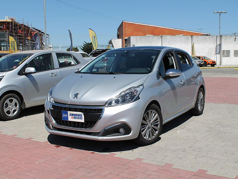 PEUGEOT 208   ALLURE PACK 1.6 HDI 92HP 2017 2017