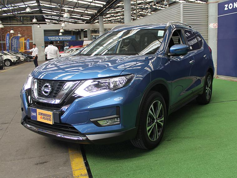 NISSAN X-TRAIL  ADVANCE 2.5 CVT 2019
