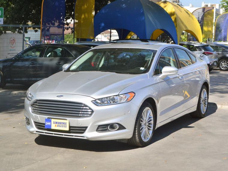 FORD FUSION FUSION SE 2.0 ECOBOOST AT 2016