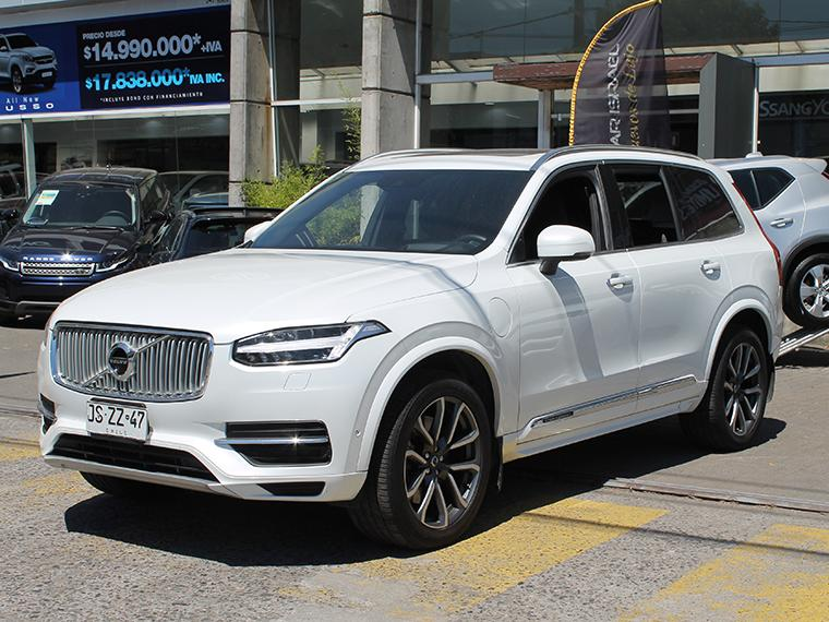 VOLVO XC90  T8 INSCRIPTION HYBRID AWD 2.0 AUT 2017