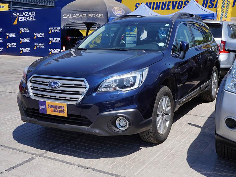 SUBARU OUTBACK ALL NEW OUTBACK AWD CVT 2.5I 2017
