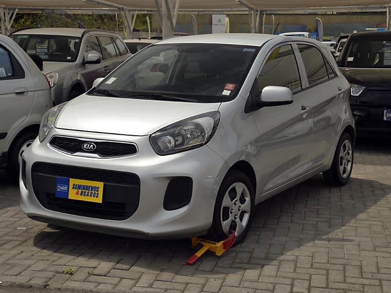 KIA MORNING MORNING EX 1.0 2016