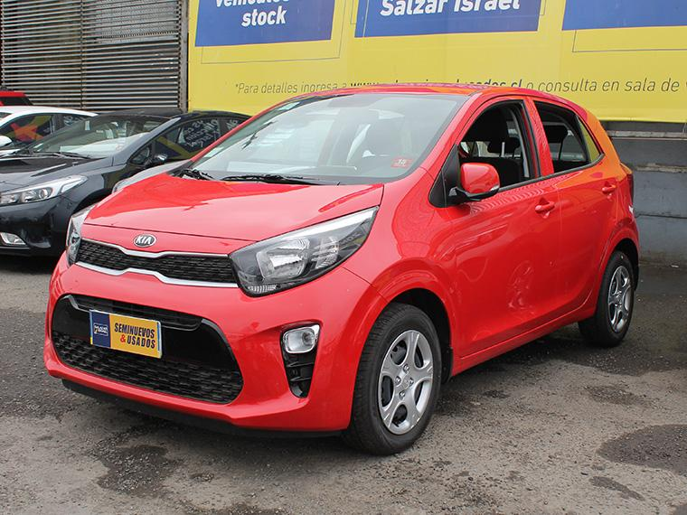 KIA MORNING MORNING EX 1.2L 5MT ABS AC 2019