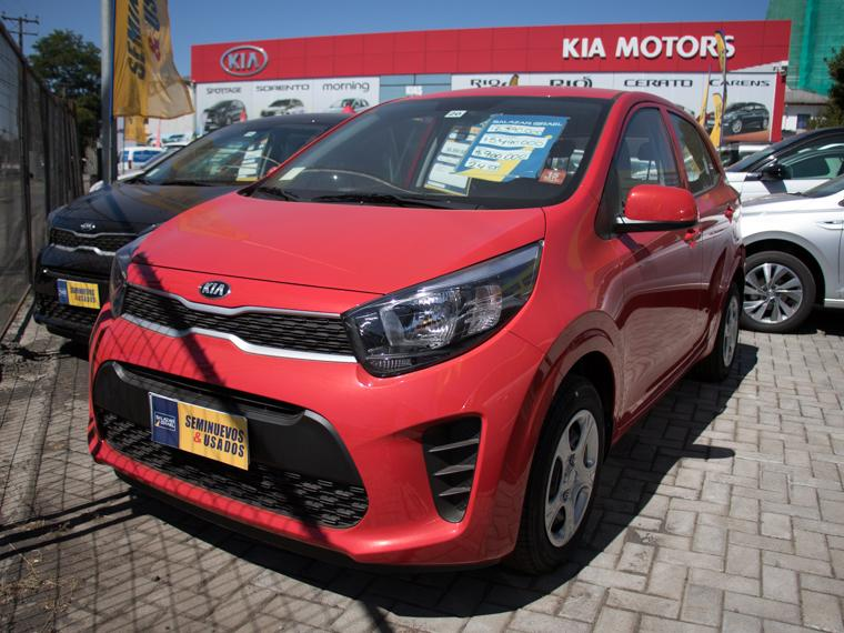 KIA MORNING MORNING LX 1.0L 5MT ABS 2019