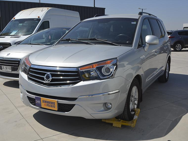SSANGYONG STAVIC STAVIC 2.2 AUT 2018