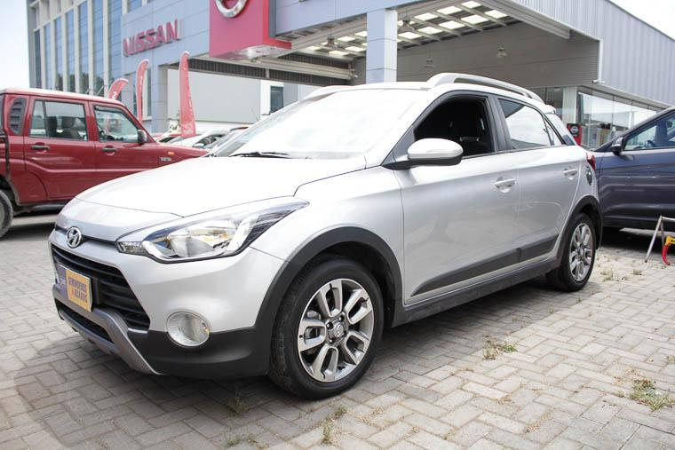 HYUNDAI I-20 I20 ACTIVE 1.4 AT GL 2AB ABS 2018 2018 2018
