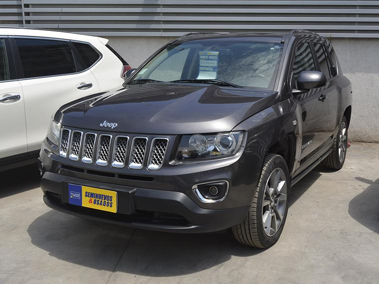 JEEP COMPASS  LTD 4X4 2.4 AUT 2016