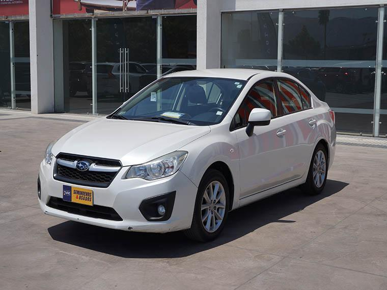 SUBARU IMPREZA ALL NEW  XS AWD 2.0I AUT 2014