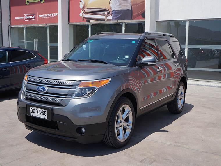 FORD EXPLORER EXPLORER LIMITED 4X4 3.5 2013
