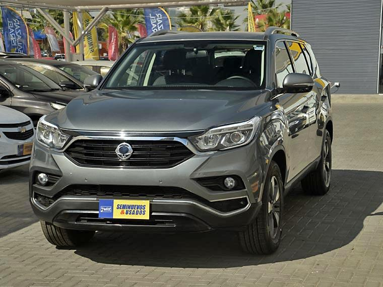 SSANGYONG REXTON NEW  2.2 MT 4X4 FULL DIESEL 2019