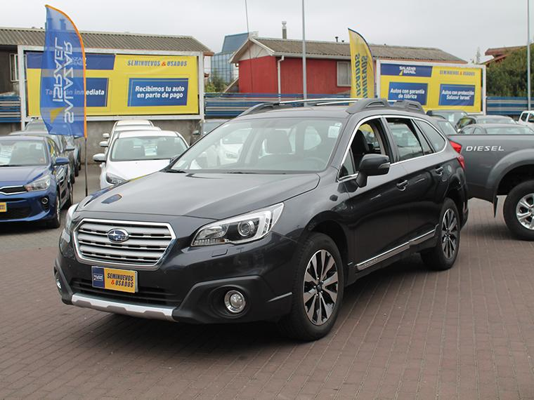 SUBARU OUTBACK ALL NEW OUTBACK LTD AWD 2.5 AUT 2016