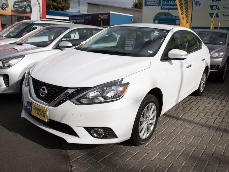 NISSAN SENTRA  ADVANCE 1.8 CVT 2018