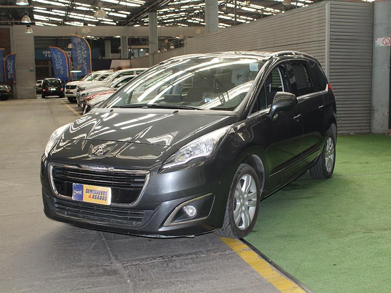 PEUGEOT 5008  ALLURE BLUE HDI 1.6 AT 2017