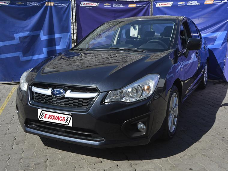 SUBARU IMPREZA ALL NEW IMPRESA ATAC 2015