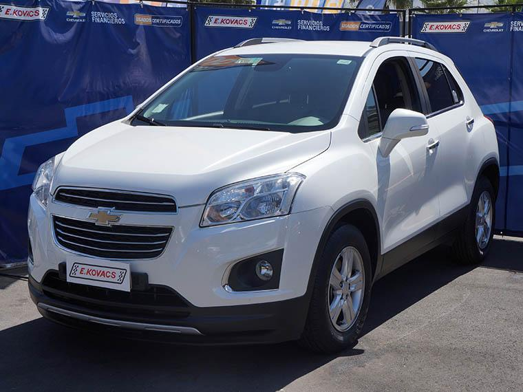 CHEVROLET TRACKER 1.8 FWD LT MT 2017