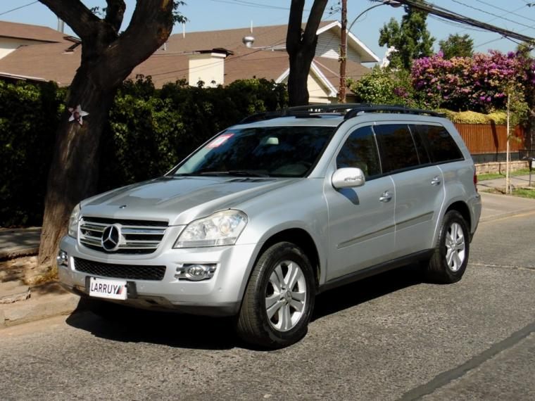 MERCEDES BENZ GL 450 2007