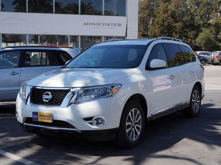 NISSAN PATHFINDER  ADVANCE 4X4 3.5 AUT 2017