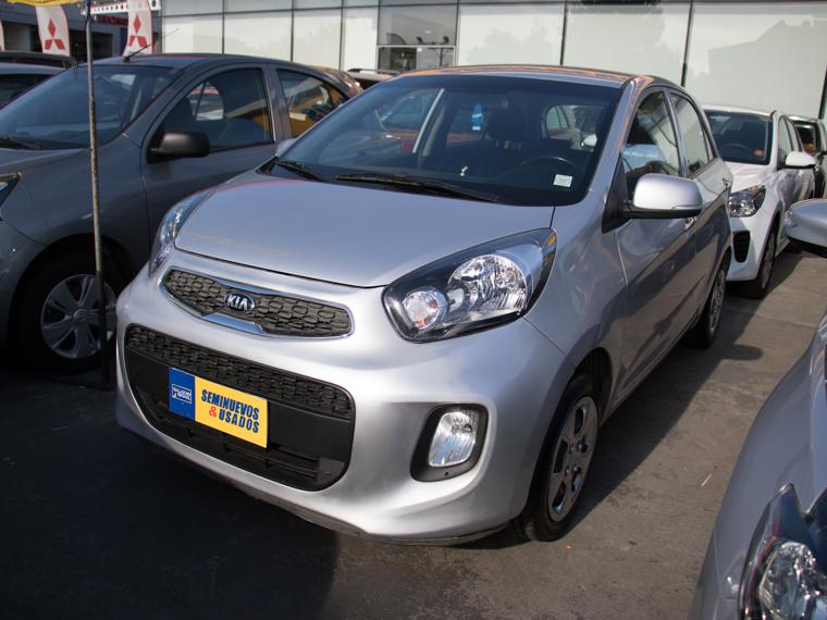 KIA MORNING MORNING EX 1.2 2016