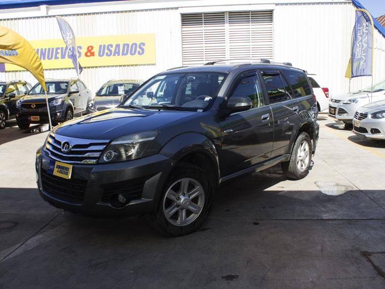 GREAT WALL HAVAL 3 HAVAL H3 LE 4X4 2.0 2012