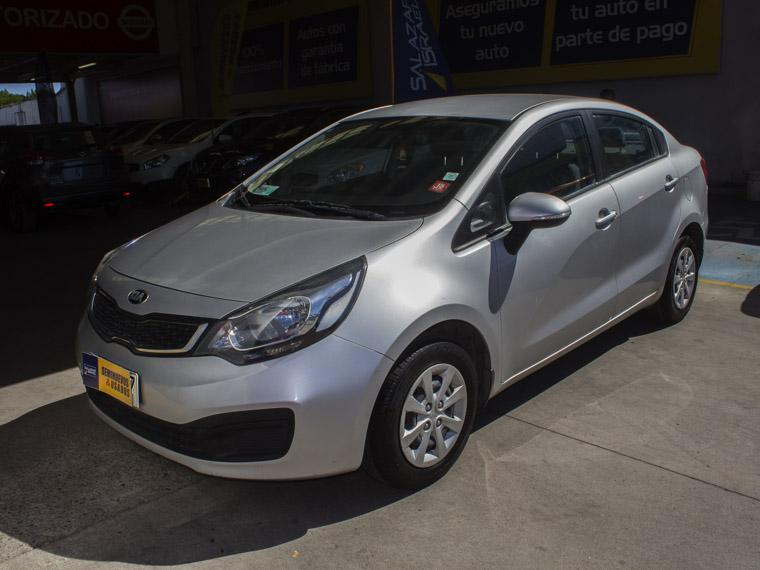 KIA RIO 4  EX 1.4L 6AT FULL 2018