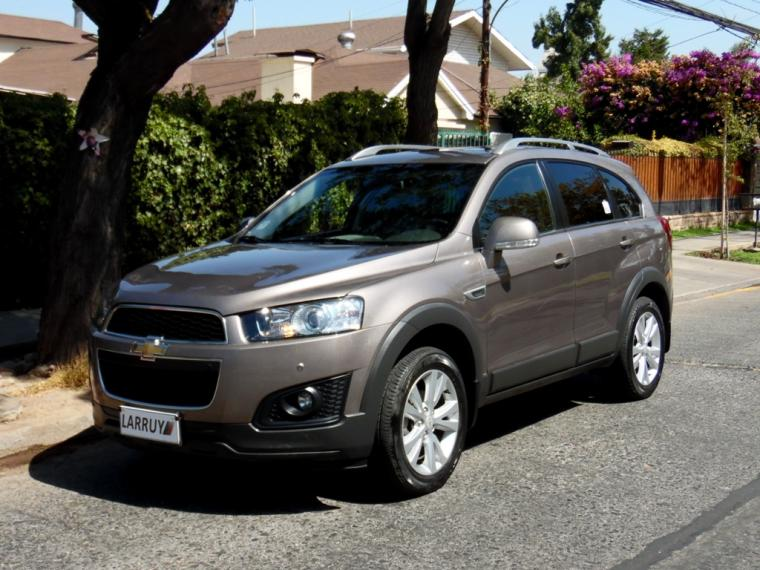 CHEVROLET CAPTIVA  LT Full AWD 2.4 Aut 2014